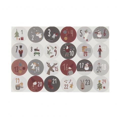 Ib Laursen - Sticker Weihnachten 1 - 24