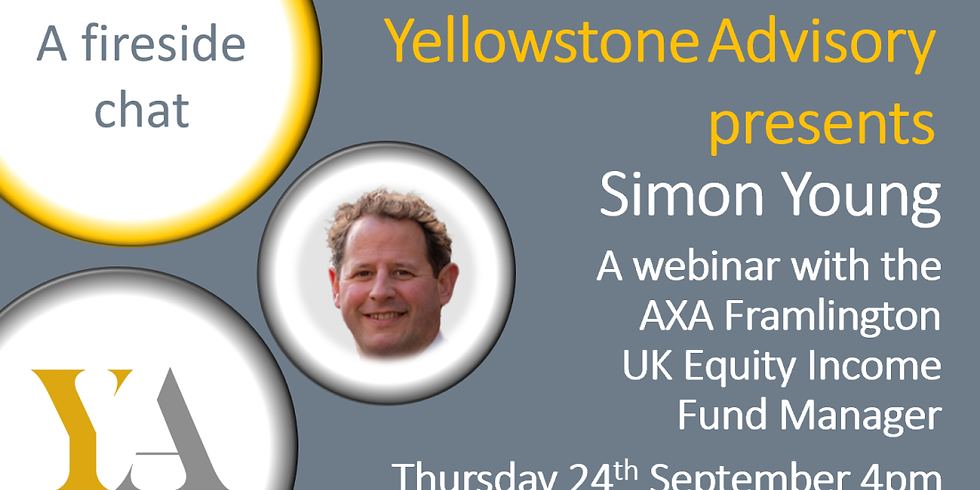 Fireside chat with Simon Young, fund manager