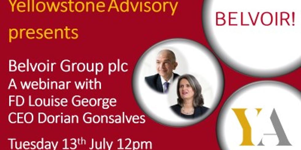 Belvoir Group plc Webinar