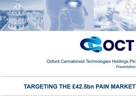 OCTP - the next GW Pharma?