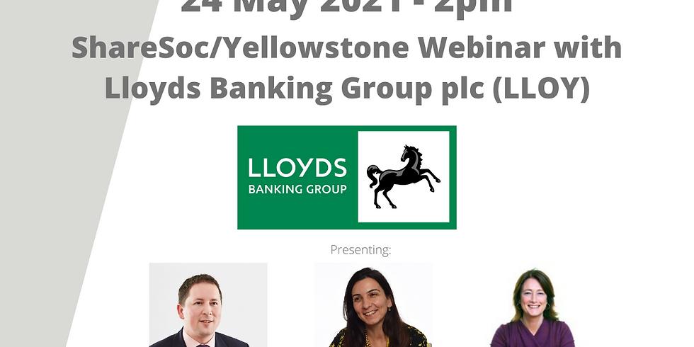 Lloyds Banking Group webinar