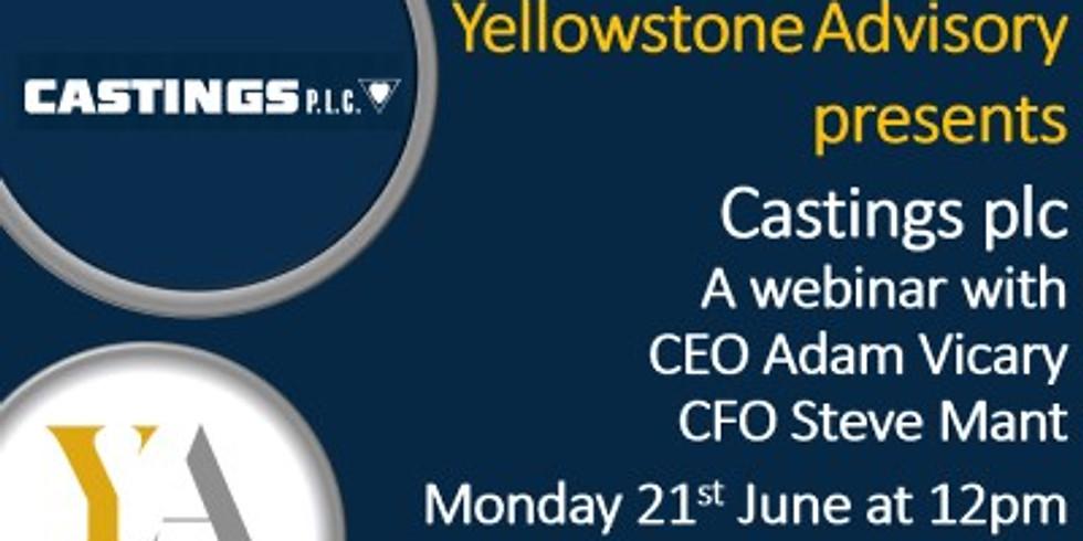 Castings plc Webinar