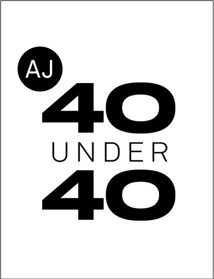 AJ - 40 UNDER 40