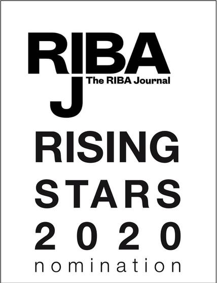 RIBA Journal - Rising STAR 2020