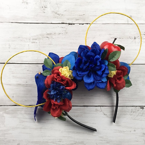 Deluxe Snow White Mouse Ears