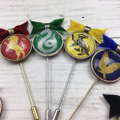 Wizard Lapel Pins