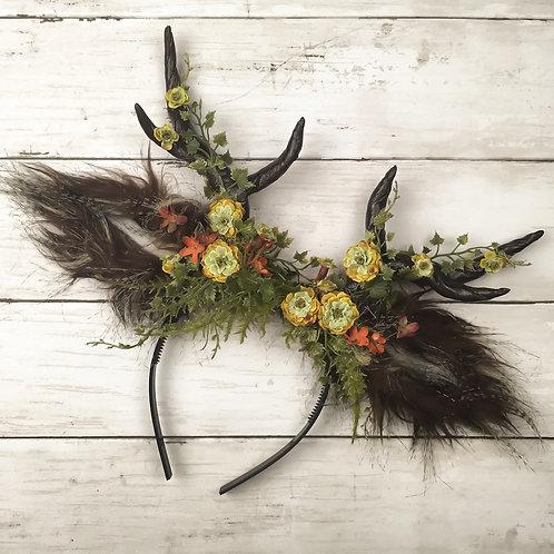 Wild Things Handmade Antler Headband