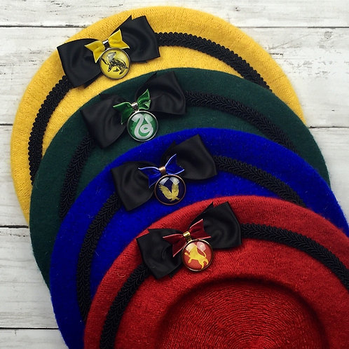 Wizard House Berets