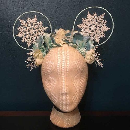 Elsa Mickey Ears