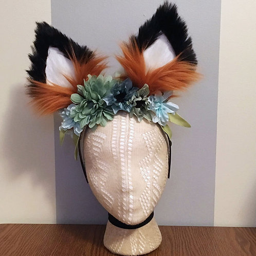 Furry Animal Ears- Custom Order