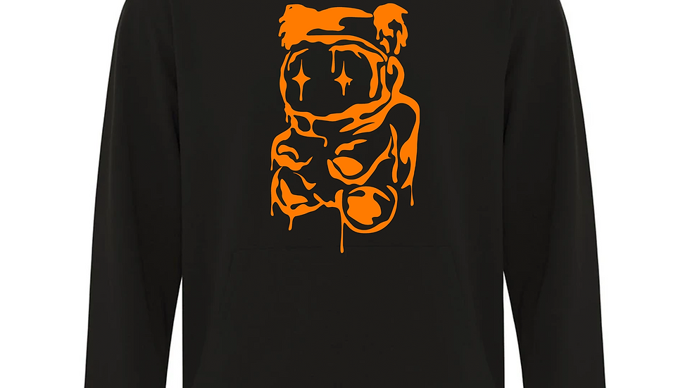Black 'Orange Soda' Hoody