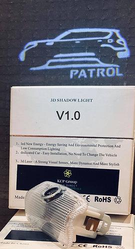 Projector Door Lights -Y62 Patrol-(Pair)