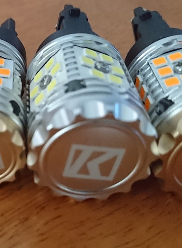K1 LED -3157 canbus White lo/Hi (pair)