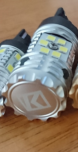 K1 LED -T20 7443 canbus White (pair)