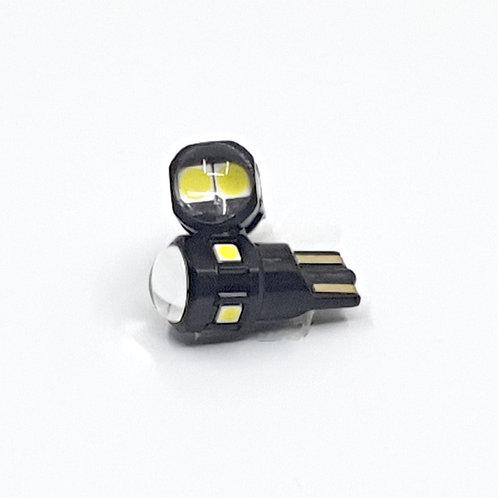 T10 6 smd LED Canbus Globe (Single/Pair)