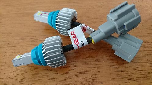 T15 High Output 1,200 Lumen LED Reverse Bulbs (pair)