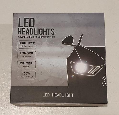 HB3 LED - 6000k