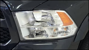 RAM Reflector Headlight Upgrade Package (Select Options)