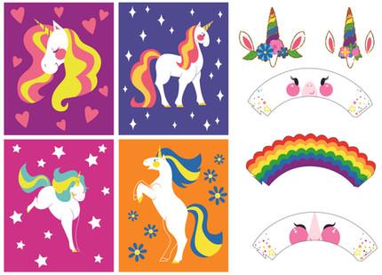 Unicorn Party Favors