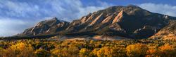 Autumn in Boulder
