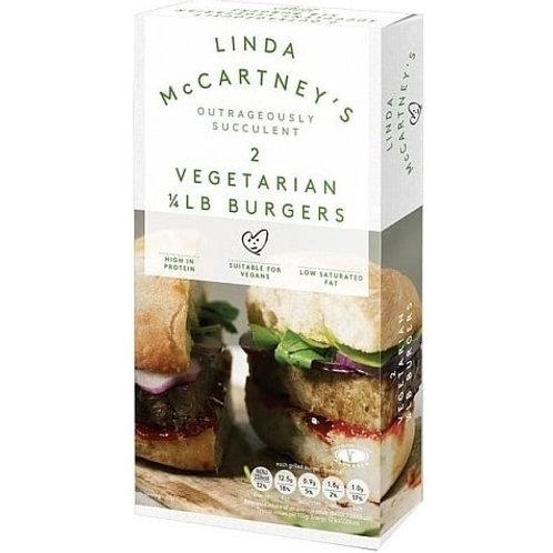 Vegetarian 1/4LB Burgers Full Case (8 units x 227g)