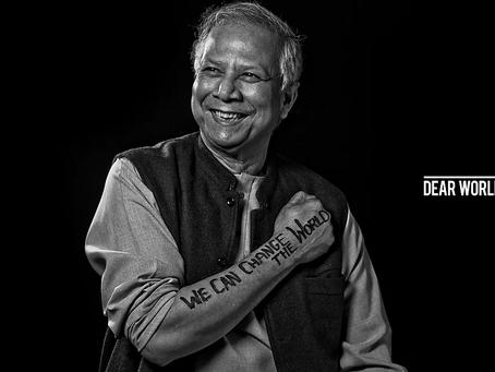 Muhammad Yunus - Sou fã!