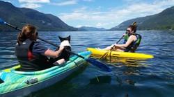 Activity - kayaking 1