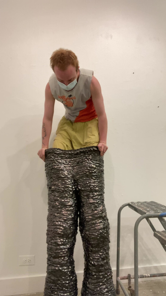 pants function demonstration