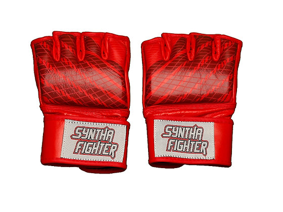 MMA Gloves (Red)