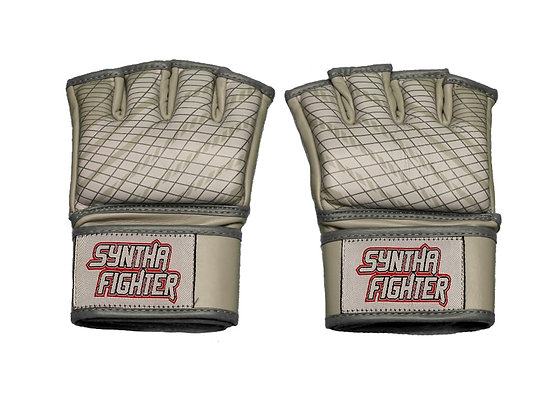 MMA Gloves (Light Grey)