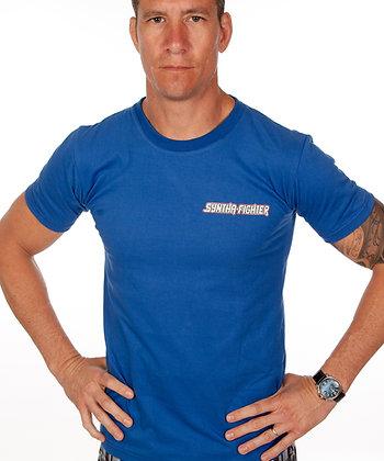 Men's - Top - Tee Shirt (Blue)