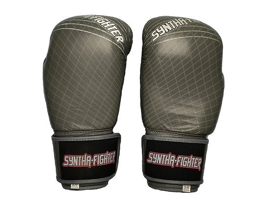 Boxing Gloves - WITH GRAPHICS (Light Grey)