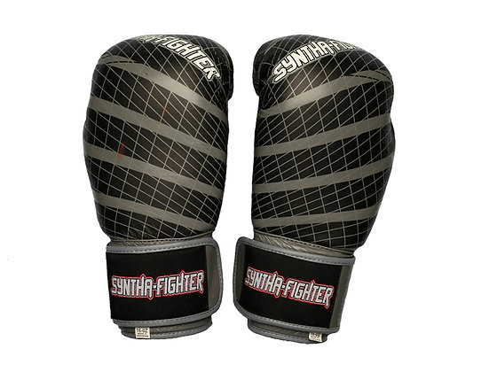 Boxing Gloves - WITH GRAPHICS (Dark Grey)
