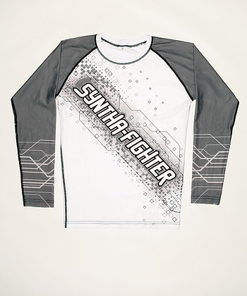 Kid's - Top - Rash Guard - Long Sleeve (Cryo)