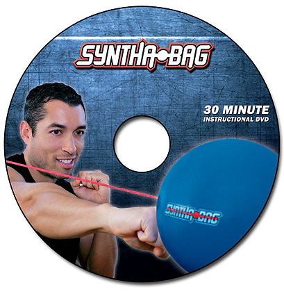 Syntha-Bag Instructional DVD w/10-Minute Workout