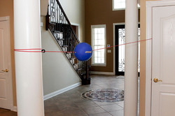 Pillar to Door set up