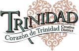 Trinidad Creative District Logo