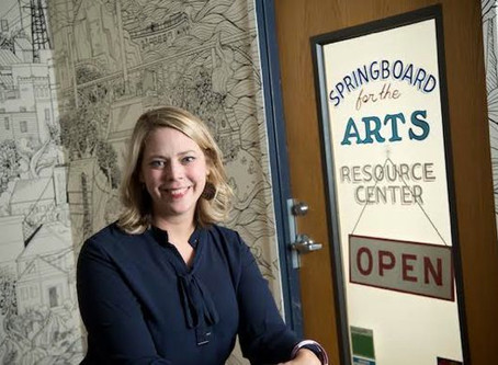 Microloans Help Artists Build Sustainable Careers