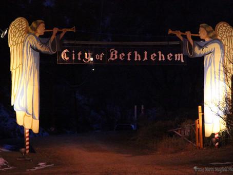 Christmas in Raton - City of Bethlehem