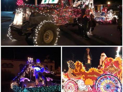 Christmas in Raton - Festival of Lights