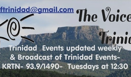 Voice of Trinidad Calendar of Events on Facebook
