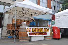 Old Fashioned Soda at the Gate City Music Festival, Raton, NM - Raton, New Mexico