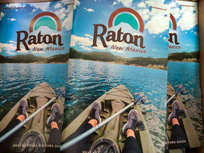 View the 2021 Raton Visitors Guide Online