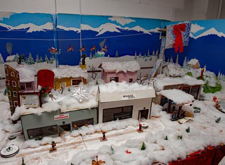Christmas in Raton - Winter Wonderland
