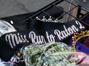 Female Welder Becomes Miss Run to Raton