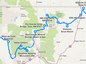The Road Trip for Adventurers