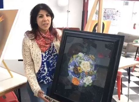 Local Youth Wins Congressional Art Contest