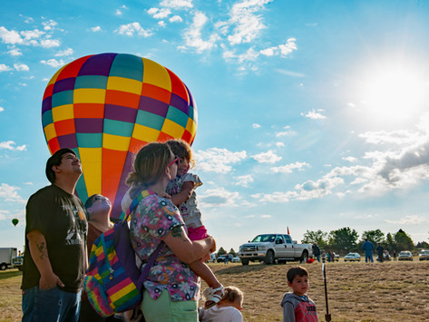 Santa Fe Trail International Balloon Rally