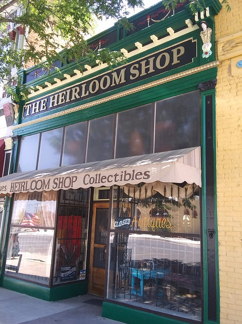 The Heirloom Shop
