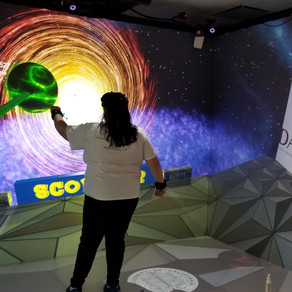 Project Star Catcher: Translating Constraint Induced Movement Therapy into Immersive Virtual Reality